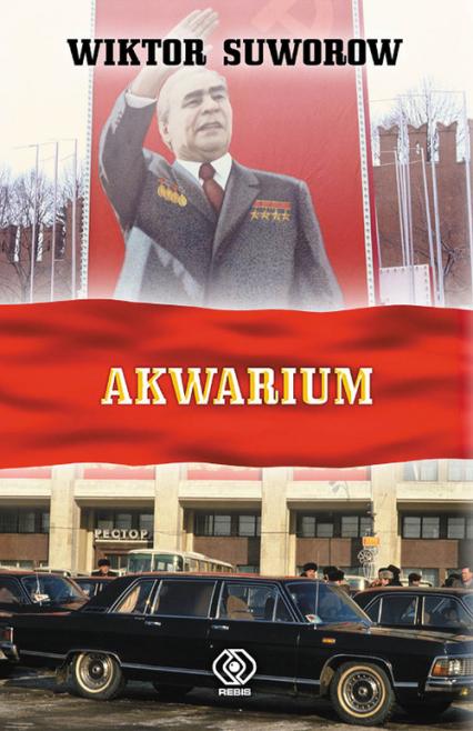 Akwarium - Wiktor Suworow | okładka