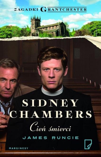 Sidney Chambers. Cień śmierci - James Runcie | okładka
