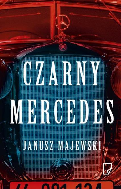 Czarny mercedes - Janusz Majewski | okładka