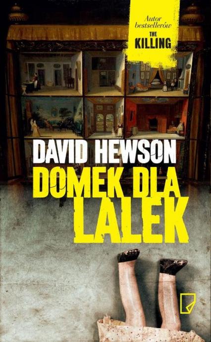 Domek dla lalek - David Hewson | okładka
