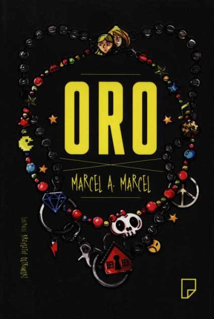 Oro - Marcel A. Marcel   okładka