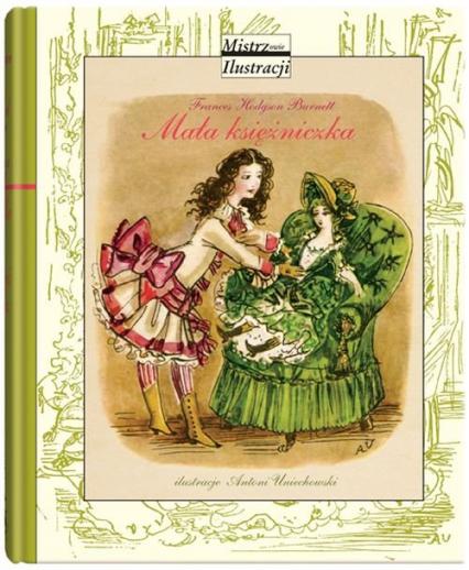 Mała księżniczka - Burnett Frances Hodgson | okładka
