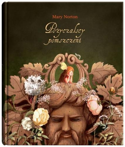 Pożyczalscy pomszczeni - Mary Norton | okładka