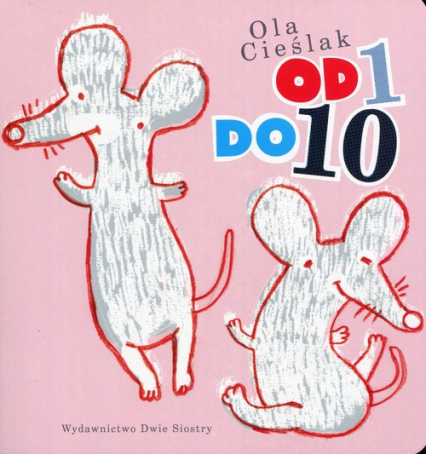 Od 1 do 10 - Ola Cieślak | okładka