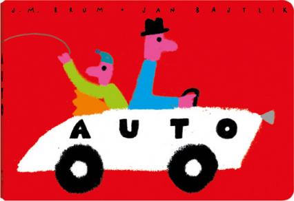Auto - J.M. Brum | okładka