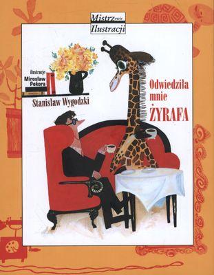 Odwiedziła mnie żyrafa - Stanisław Wygodzki   okładka