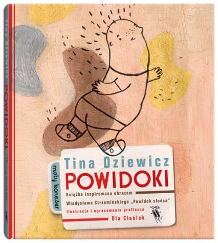 Powidoki - Tina Oziewicz | okładka