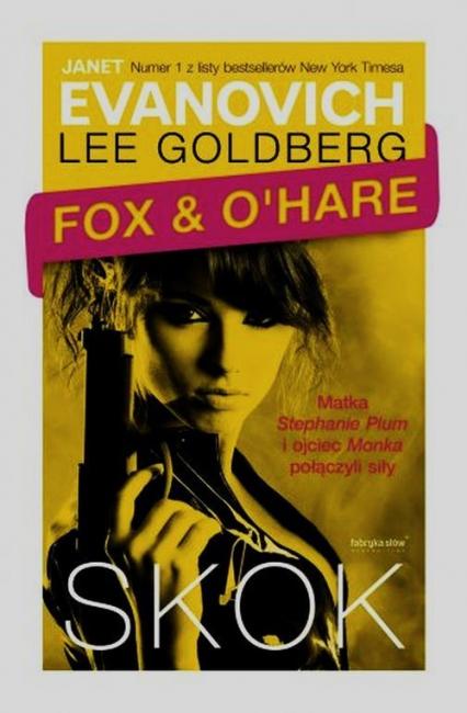 Skok - Evanovich Janet, Goldberg Lee | okładka