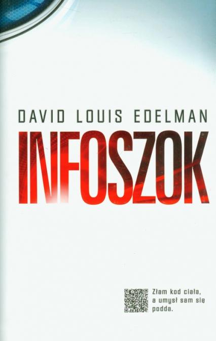 Infoszok. Tom 1 - Edelman David Louis | okładka