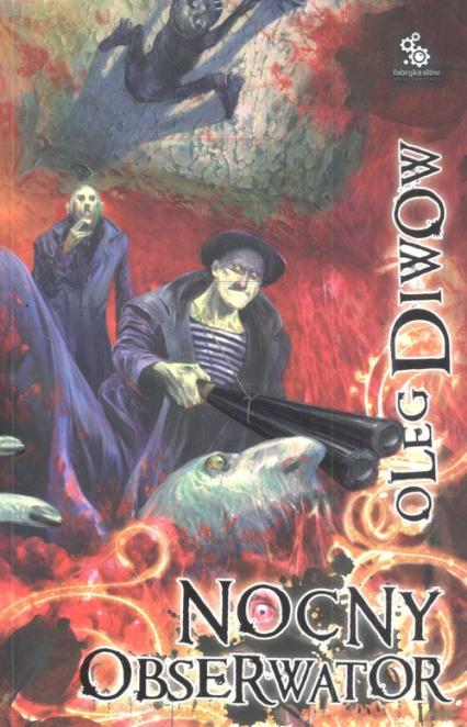 Nocny obserwator - Oleg Diwow | okładka