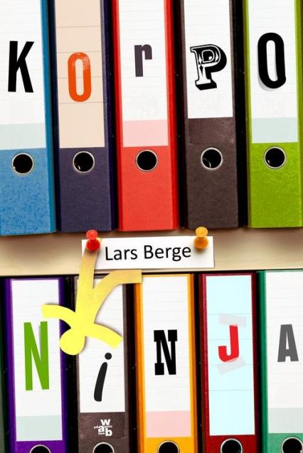 Korponinja - Lars Berge | okładka