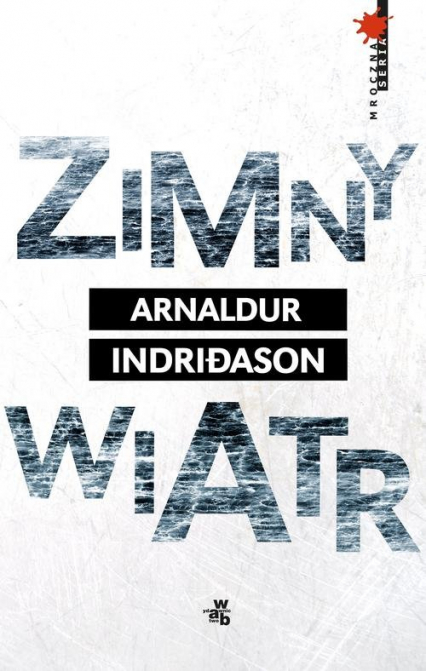 Zimny wiatr - Arnaldur Indridason | okładka