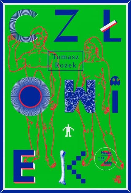 Człowiek - Tomasz Rożek | okładka