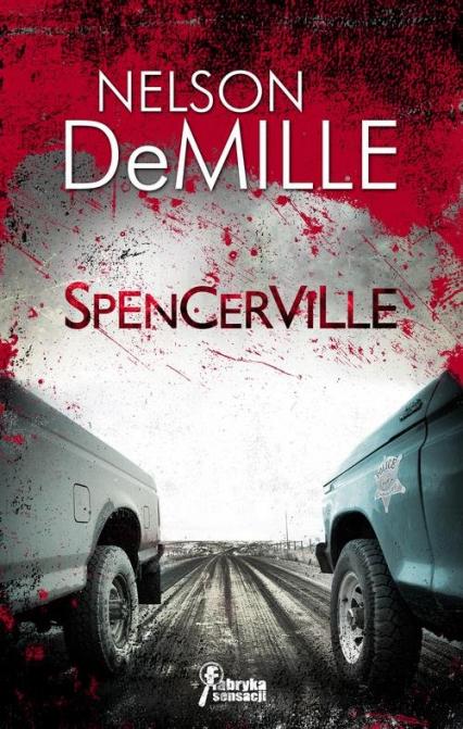 Spencerville - Nelson DeMille | okładka