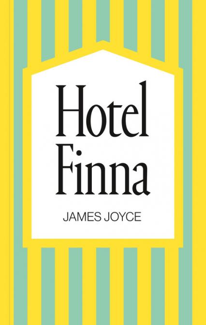 Hotel Finna - James Joyce | okładka