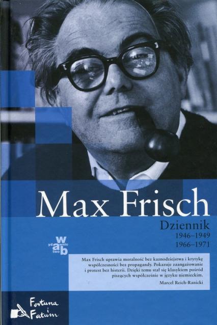 Dziennik 1946-1949 - Max Frisch | okładka