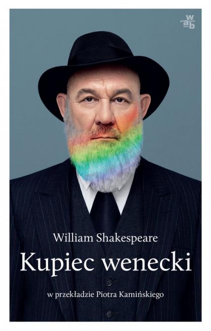 Kupiec wenecki - William Shakespeare | okładka