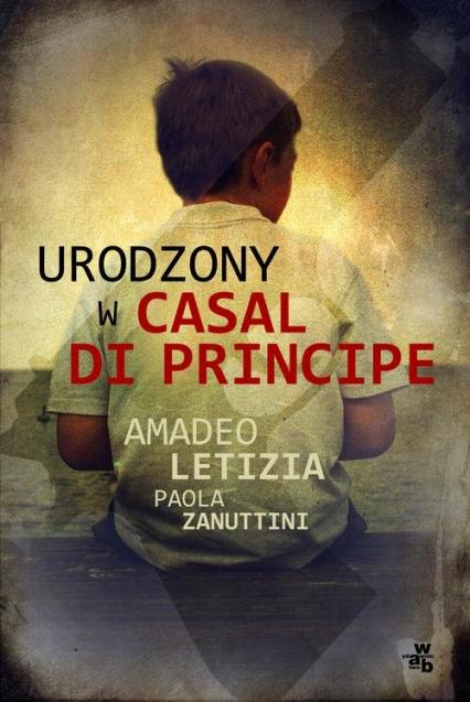 Urodzony w Casal di Principe - Amadeo Letizia | okładka
