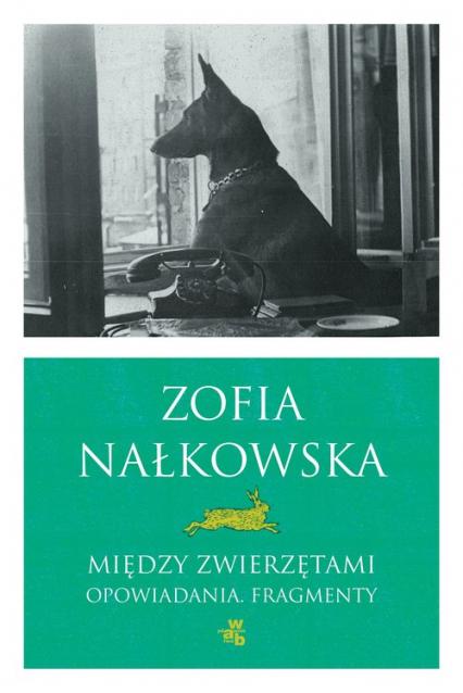 Między zwierzętami - Zofia Nałkowska | okładka