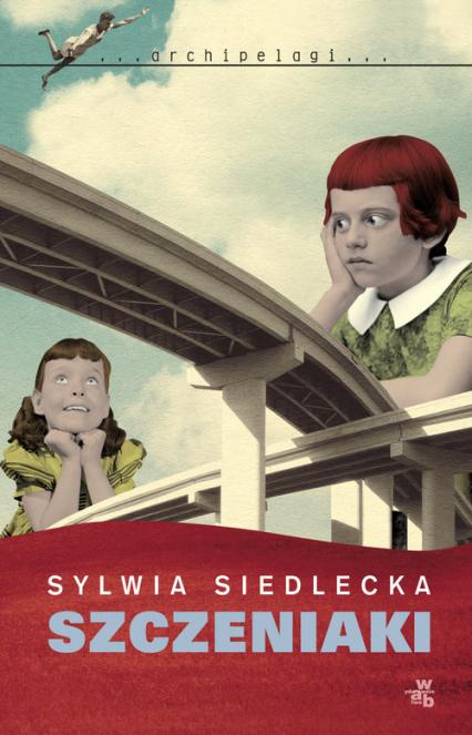Szczeniaki - Sylwia Siedlecka | okładka