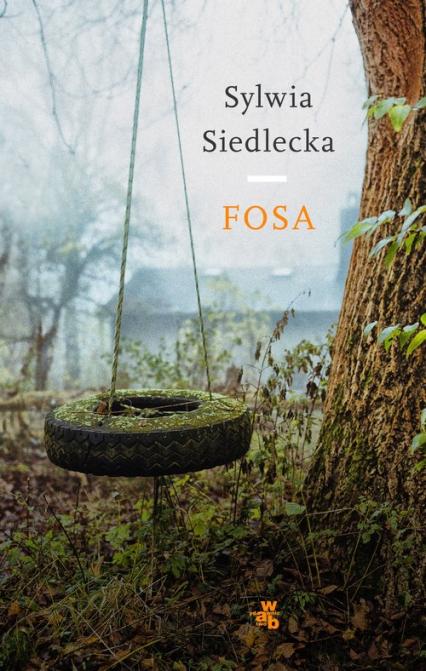 Fosa - Sylwia Siedlecka   okładka