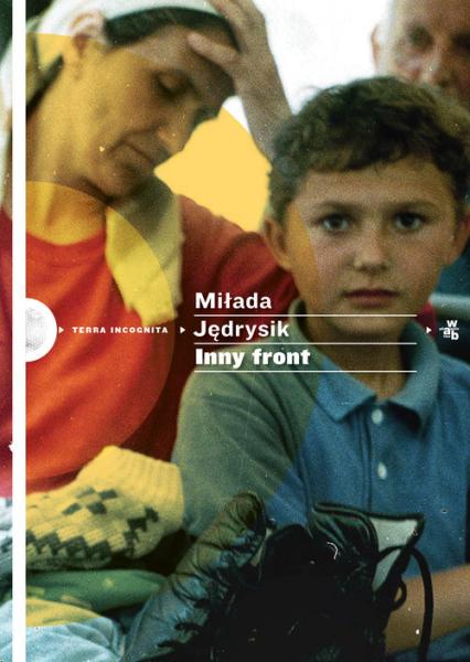 Inny front - Miłada Jędrysik | okładka