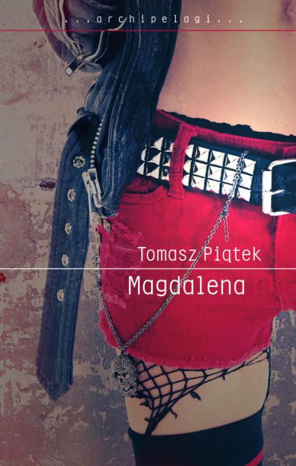 Magdalena - Tomasz Piątek | okładka
