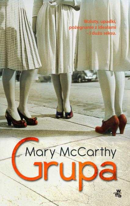 Grupa - Mary McCarthy | okładka