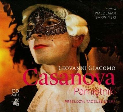 Pamiętniki audiobook - Giovanni Giacomo   okładka