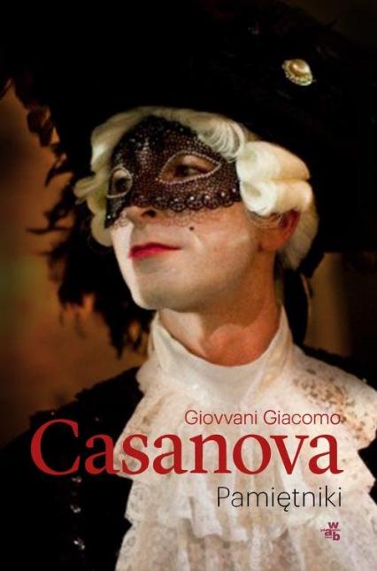 Pamiętniki - Giacomo Casanova | okładka