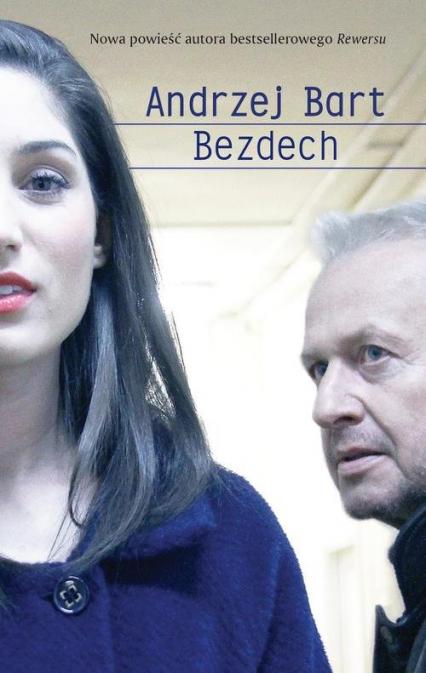 Bezdech - Andrzej Bart | okładka