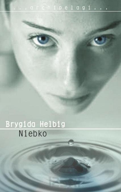 Niebko - Brygida Helbig | okładka