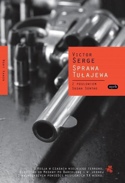 Sprawa Tułajewa - Victor Serge   okładka