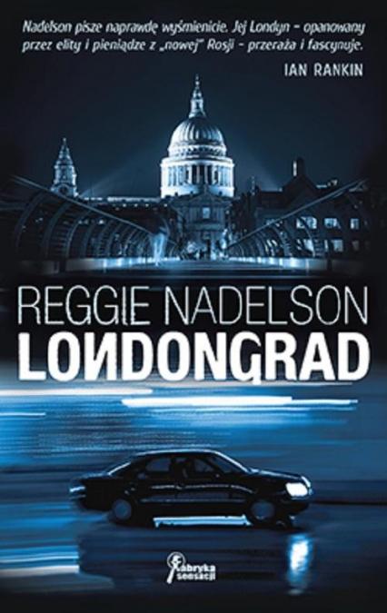 Londongrad - Reggie Nadelson | okładka
