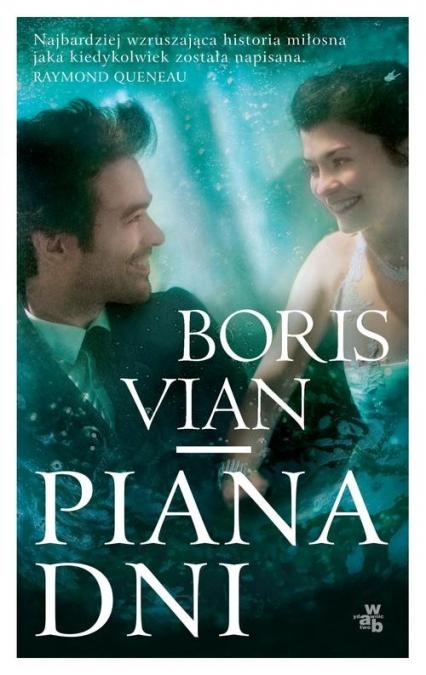 Piana dni - Boris Vian | okładka