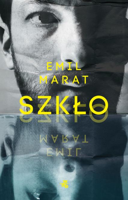 Szkło - Emil Marat | okładka