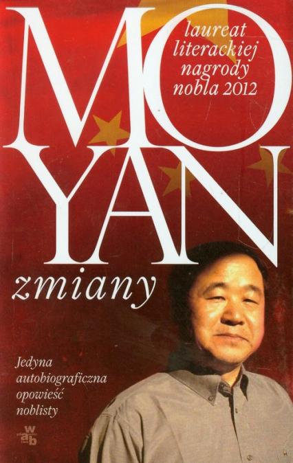 Zmiany - Mo Yan | okładka