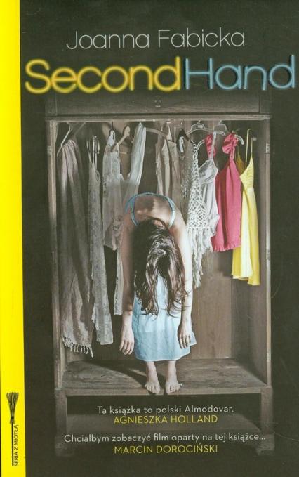 Second hand - Joanna Fabicka | okładka