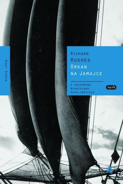 Orkan na Jamajce - Richard Hughes   okładka