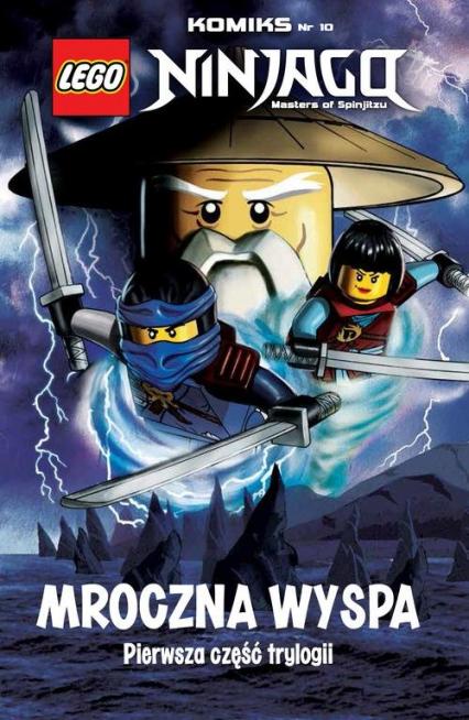 LEGO Ninjago. Komiks. Mroczna wyspa