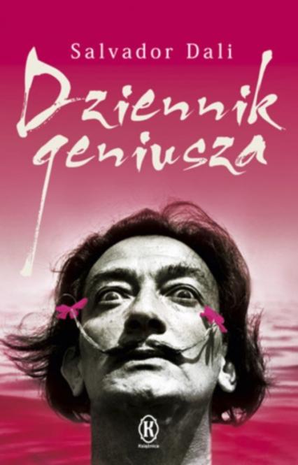 Dziennik geniusza - Salvador Dali | okładka
