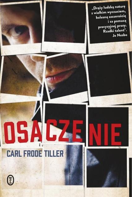 Osaczenie - Tiller Carl Frode | okładka