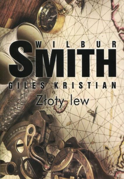 Złoty lew - Smith Wilbur, Kristian Giles | okładka