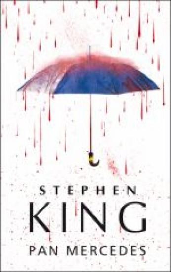Pan Mercedes - Stephen King   okładka