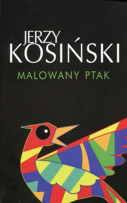 Malowany ptak - Jerzy Kosiński | okładka