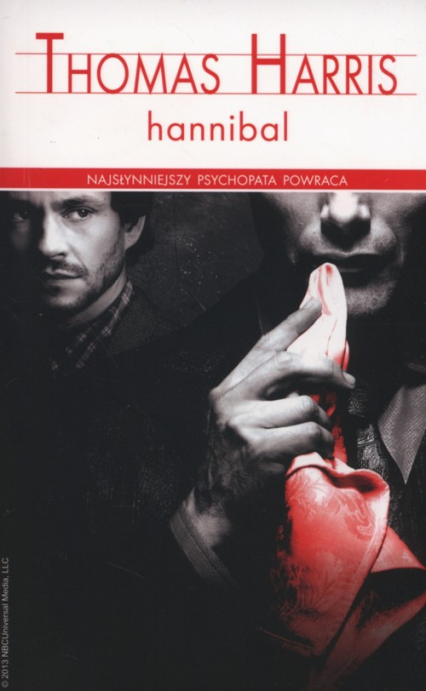Hannibal - Thomas Harris | okładka