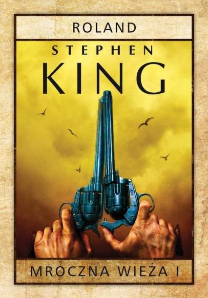 Roland - Stephen King | okładka