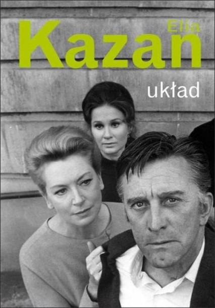 Układ - Elia Kazan | okładka