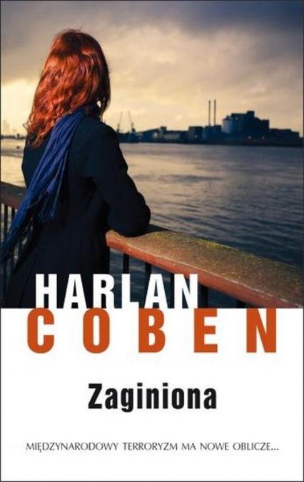 Zaginiona - Harlan Coben | okładka