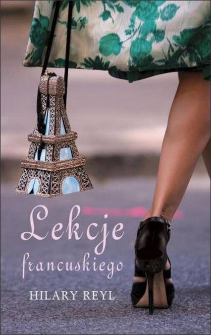 Lekcje francuskiego - Hilary Reyl | okładka